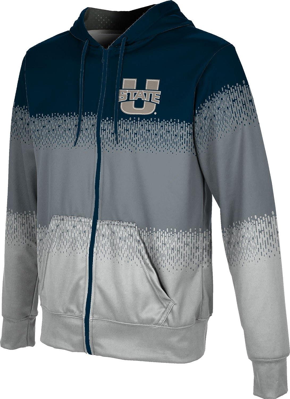 ProSphere Utah State University Boys Fullzip Hoodie Drip