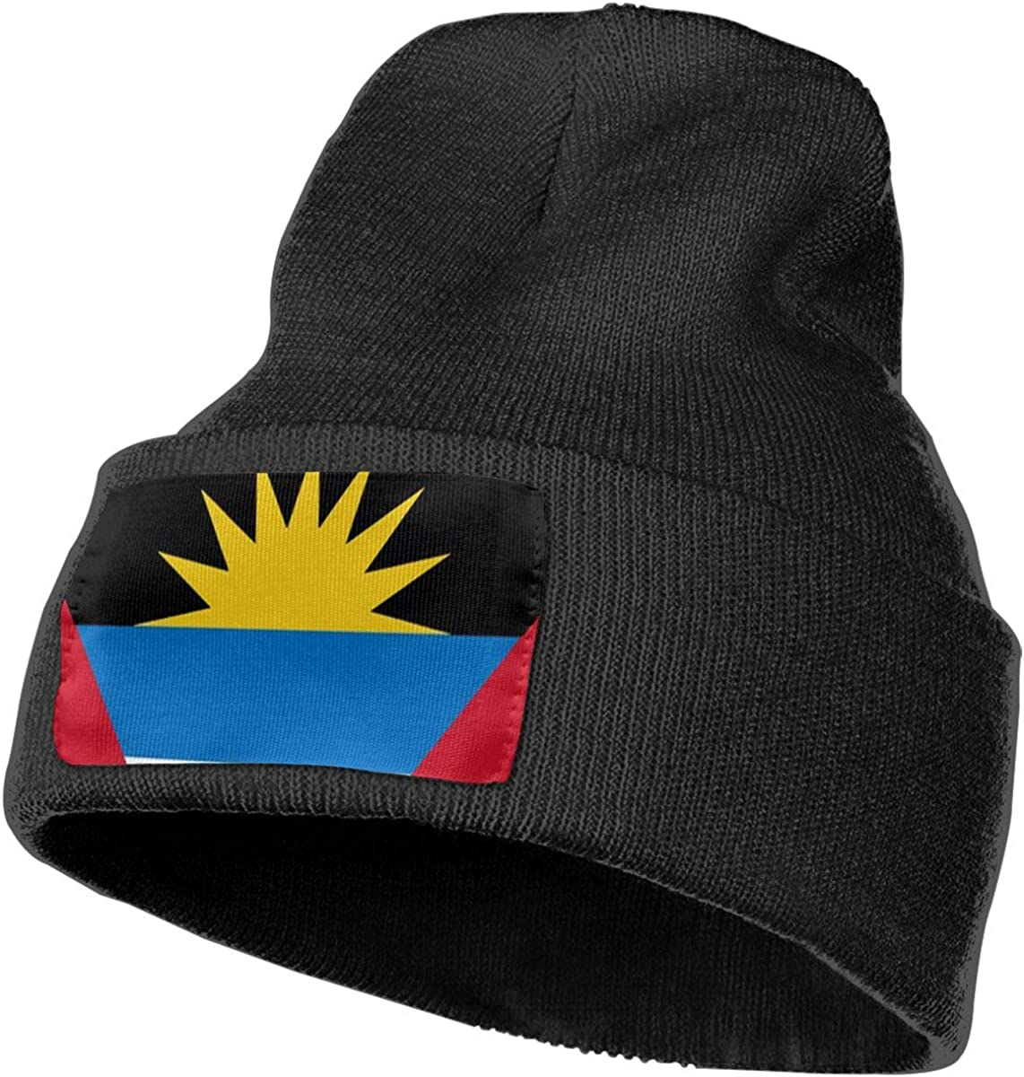 100/% Acrylic Acid Mas Beanie Hat Ruin Flag Fashion Knitting Hat for Men Women