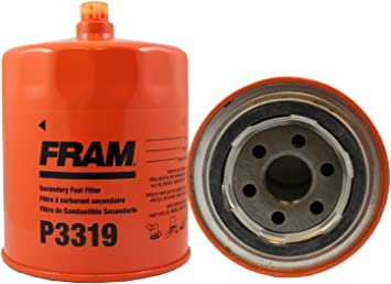 FRAM P3317 Heavy Duty Oil and Fuel Filter