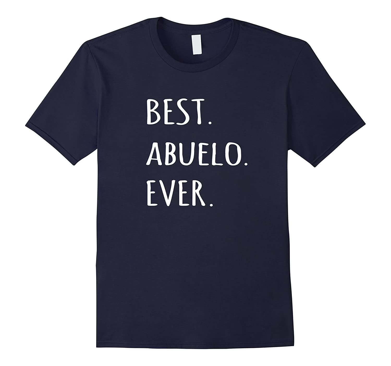 Best Abuelo Ever tshirt Spanish Grandpa t shirt Red Green-CD