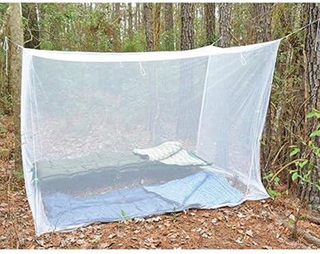 Sue Supply Tente moustiquaire escamotable pour Lits Anti-piq/ûres Anti-moustiques Design avec Fond en Filet