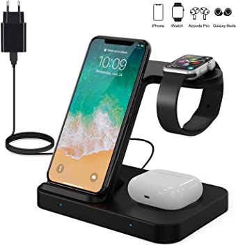 samsung watch compatible chargeur s10 plus induction