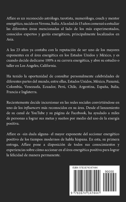SE FELIZ: DE UNA VEZ POR TODAS Y PARA SIEMPRE: Amazon.es: Tarot, Affare: Libros