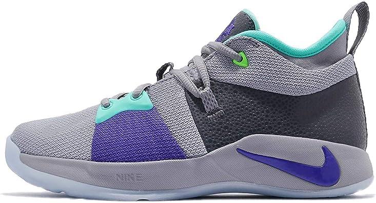 Amazon.com | Nike Kids PG 2 (GS) Pure