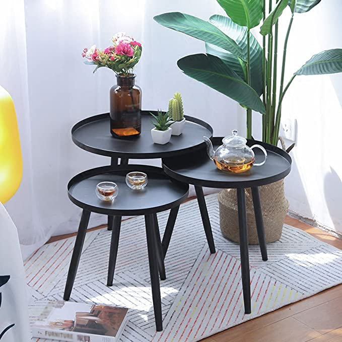 Table Basse En Fer Table Basse Salon Moderne Mini Chambre