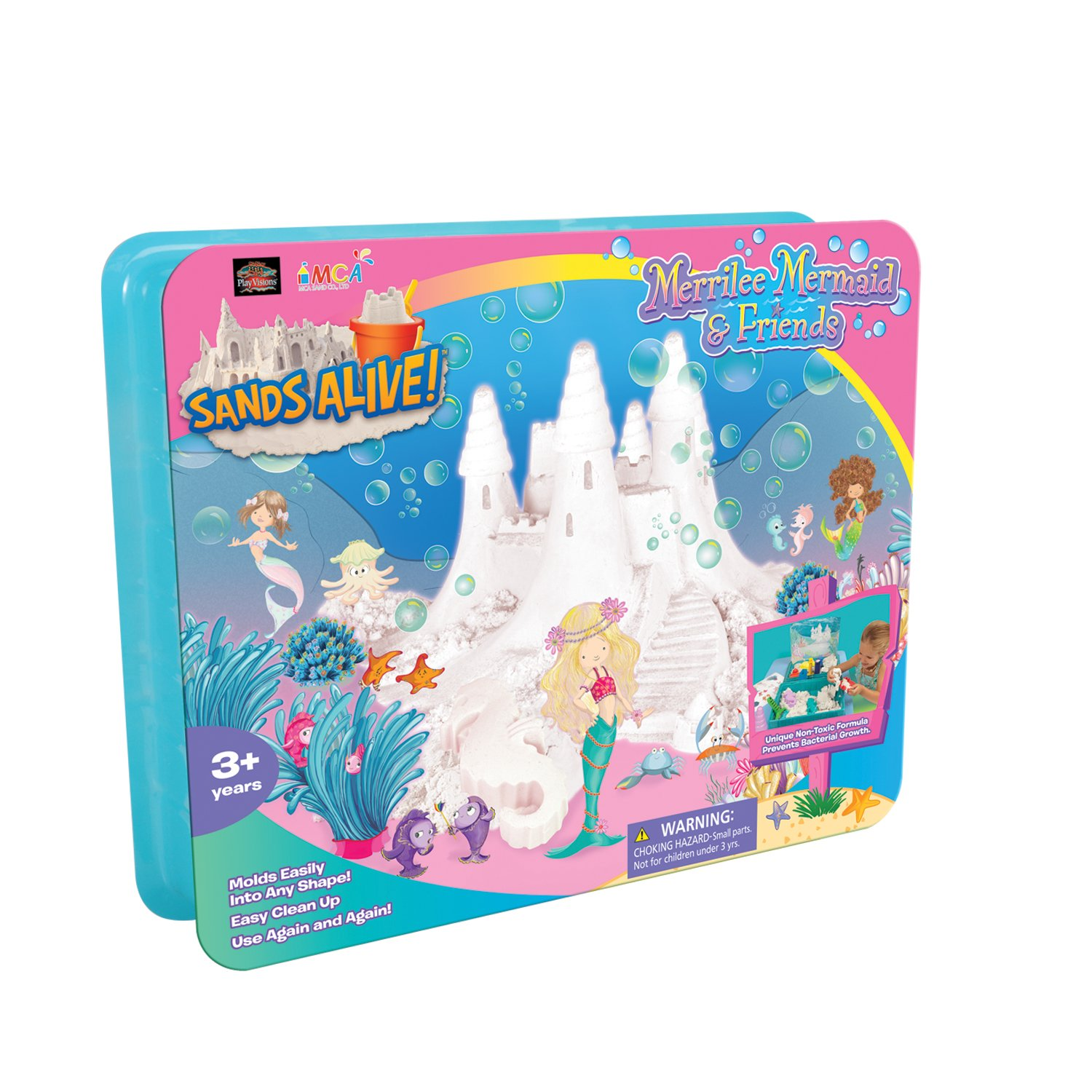 Play Visions Sands Alive! Merrilee Mermaid and Friends by Play Visions