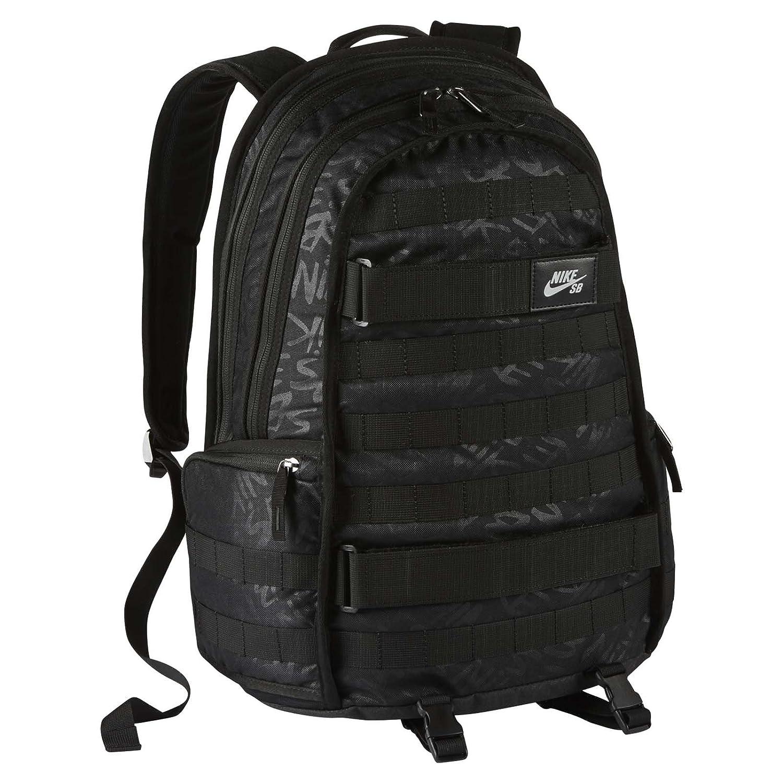 podgląd zawsze popularny klasyczne dopasowanie Nike SB RPM Graphic Skateboarding Backpack - Black/Black ...