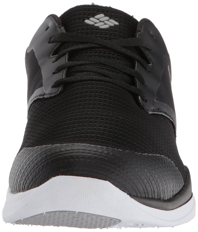 Columbia Women's ATS Lite Waterproof Trail Running Shoe B01MQY40S2 8.5 B(M) US|Black, Steam