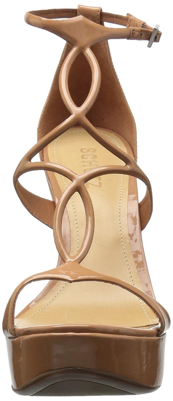SCHUTZ Women's Sevil Wedge US|Toasted Sandal B0721876JW 7.5 M US|Toasted Wedge Nut abef04
