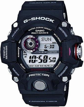 baa20313a0 [カシオ]CASIO 腕時計 G-SHOCK ジーショック RANGEMAN 電波ソーラー GW-9400J