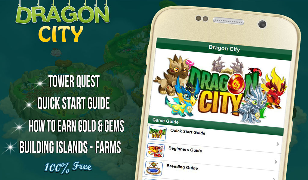 Amazoncom Guide For Dragon City Appstore For Android