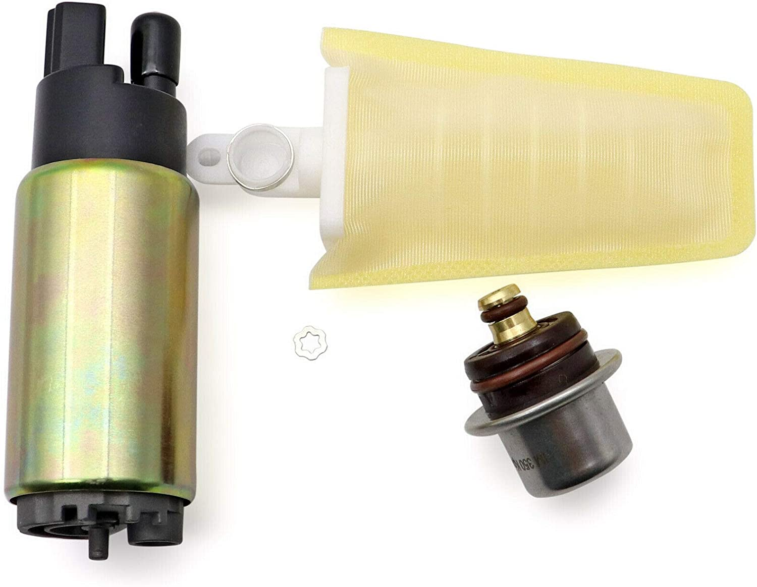 OEM FOR Polaris Ranger 500 700 800 fuel pump with regulator and strainer NEW