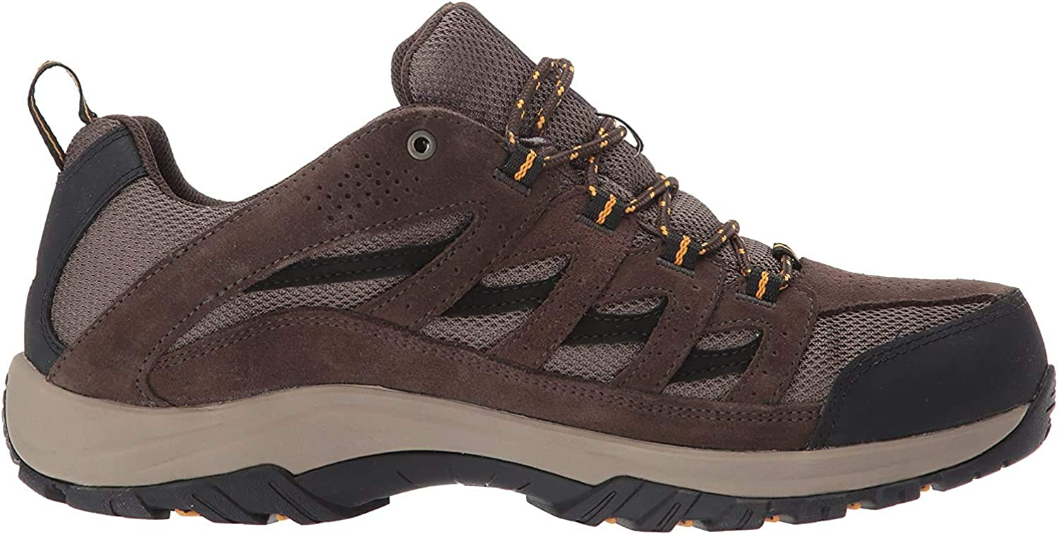 Columbia Men s Crestwood Waterproof Hiking Boot Shoe