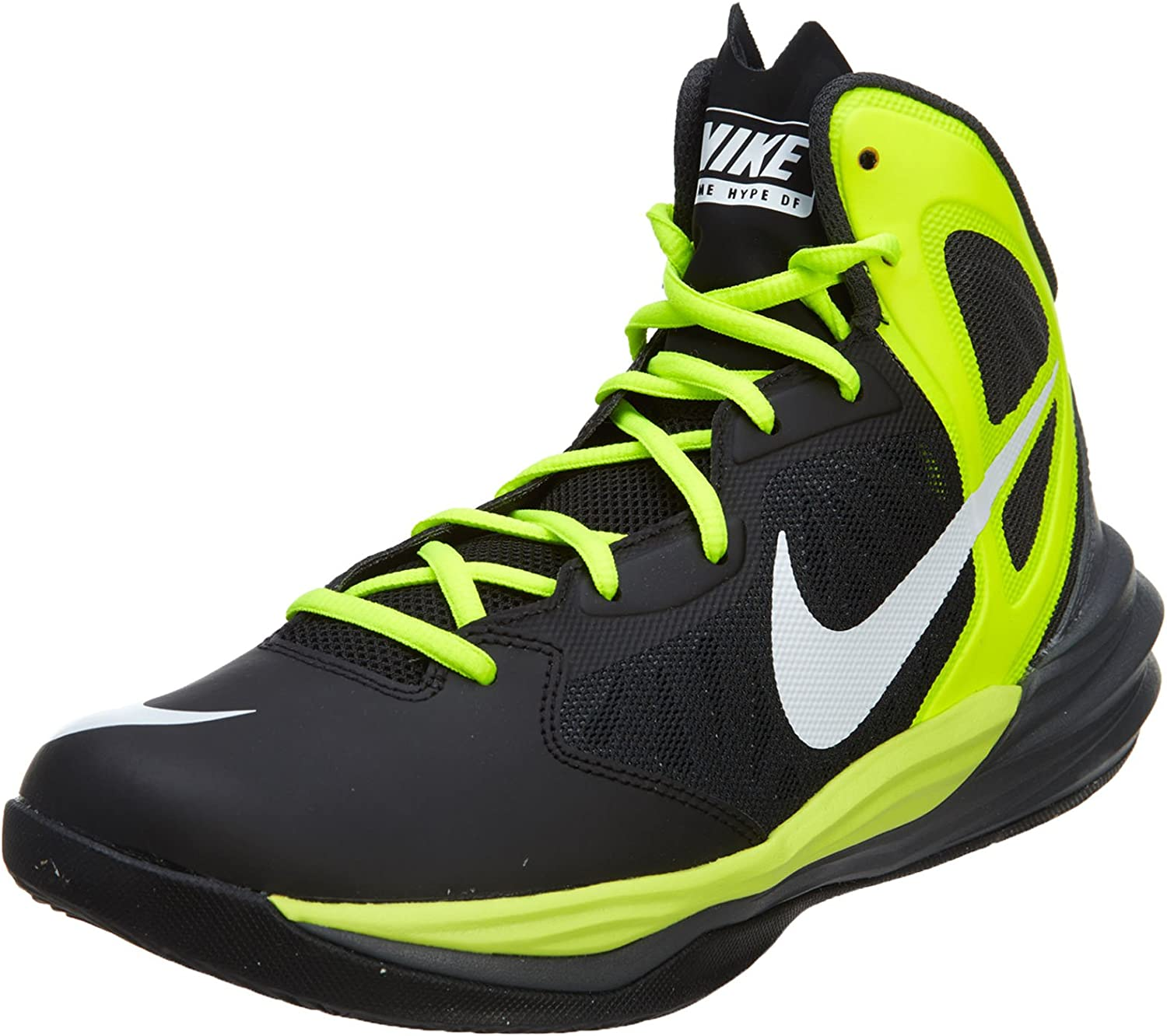 Nike Prime Hype DF II, Chaussures de Sport Basketball Homme