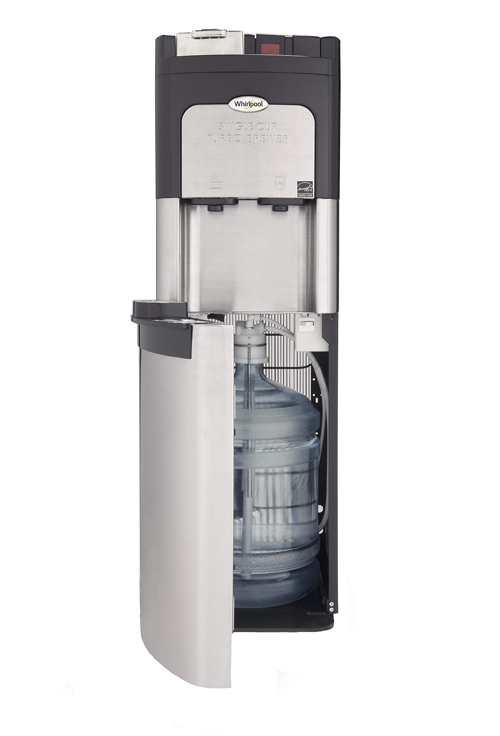 Whirlpool 8LCHKKSCSSS5HW Water Cooler, Stainless Steel, Stainless Steel