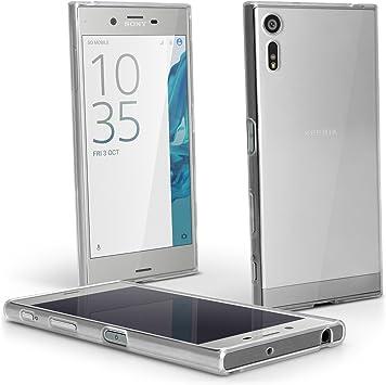 iGadgitz u5872 Funda TPU para Sony Xperia XZ f8331 & Dual f8332 ...