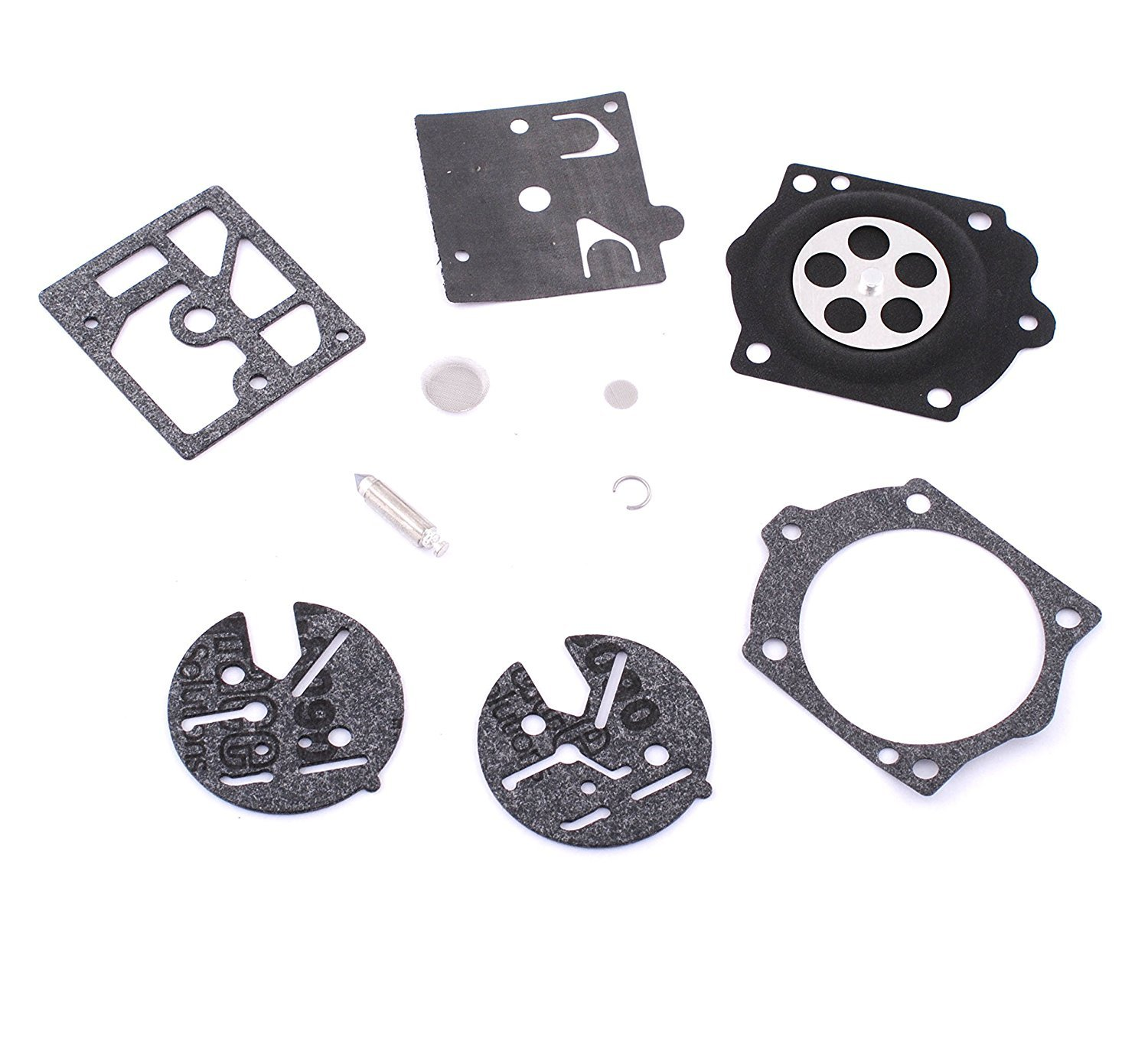 Amazon.com: PODOY Carburetor Rebuild Kit K10-HDC For Walbro Stihl 015 015AV  15AVE 015L Chainsaw parts: Garden & Outdoor