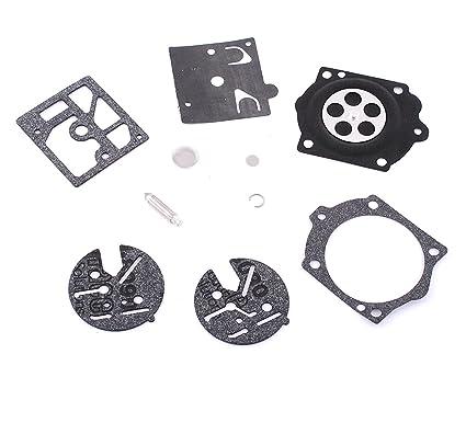 PODOY Carburetor Rebuild Kit K10-HDC For Walbro Stihl 015 015AV 15AVE 015L  Chainsaw parts