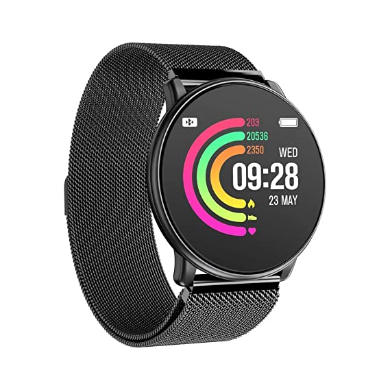 Amazon.com: Yellsong SmartWatch,Q88 Smart Watch Heart Rate ...