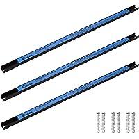 tectake 402860 3 magneetstrips gereedschaphouder 60 cm