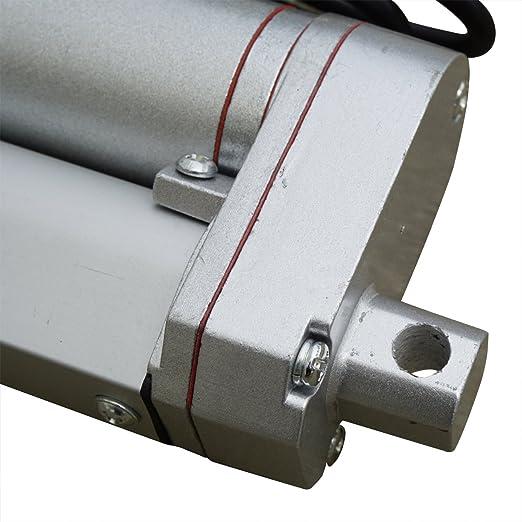 ECO-WORTHY 6 pulgadas 12 V lineal Motor Heavy Duty 330lbs Solar ...