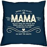 5a963a5ab6 Muttertagsgeschenk Kissen mit Innenkissen und Urkunde -:- Reserviert ...
