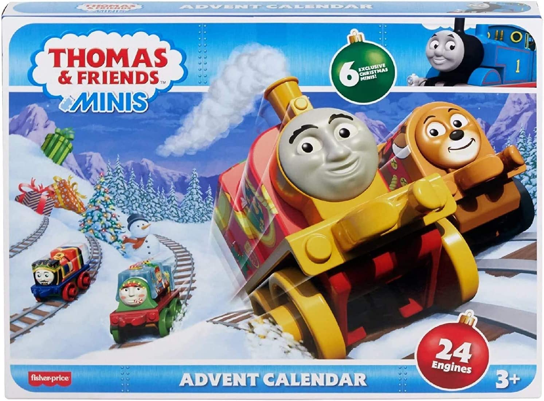 Thomas And Friends Minis 2020 Christmas Minis Amazon.com: Fisher Price Thomas & Friends MINIS Advent Calendar