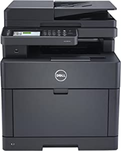 H825CDW 30 ppm 600 x 600 dpi Automatic Color Laser Multifunction Printer