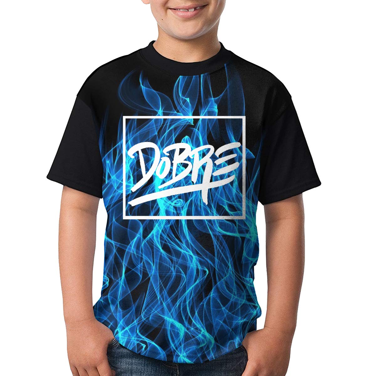 Fashion Youth Shirt Ming Group Lucas Dobre,Marcus Dobre Teenager Boys Teens Custom T-Shirt