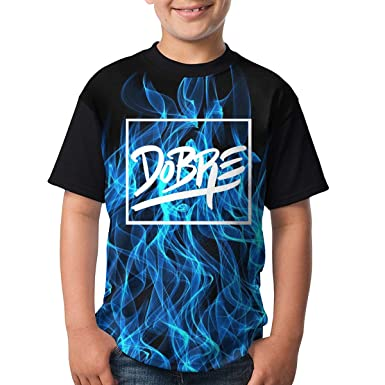 Ming Group Lucas Dobre,Marcus Dobre Teenager Boys Teens Custom T-Shirt,  Fashion Youth Shirt