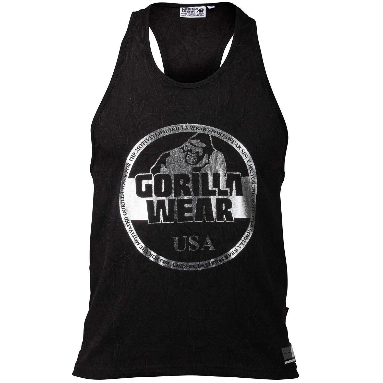 Gorilla Wear Mill Valley Mens Canotta Bodybuilding e Abbigliamento Fitness Mens