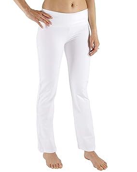 Chin Mudra Jazz - Pantalón de Yoga 95% algodón ecológico, 5 ...
