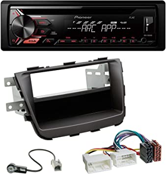 Pioneer 1900ub CD 1DIN AUX MP3 USB Radio de coche para Kia ...