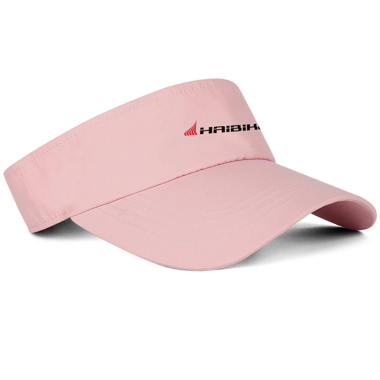 Unisex Womens Mens Visor Hat Casual Baseball Hats Adjustable Sun Tennis Cap