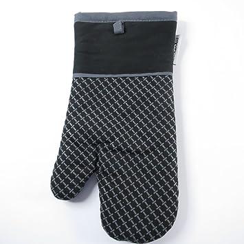 kitchenaid oven mitts. KitchenAid Oven Mitt With Textured Silicone , Charcoal Black Kitchenaid Mitts T