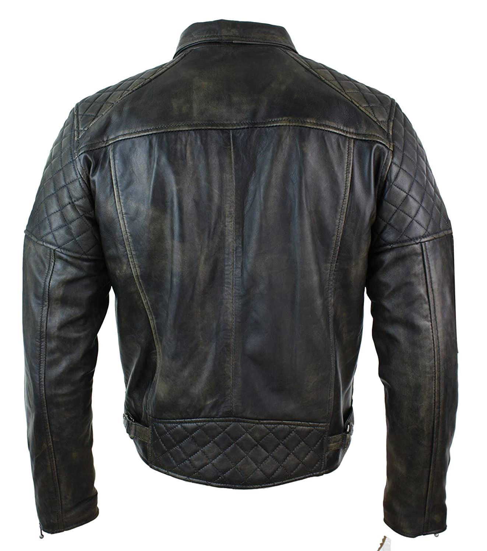 Blouson cuir homme 100 euros