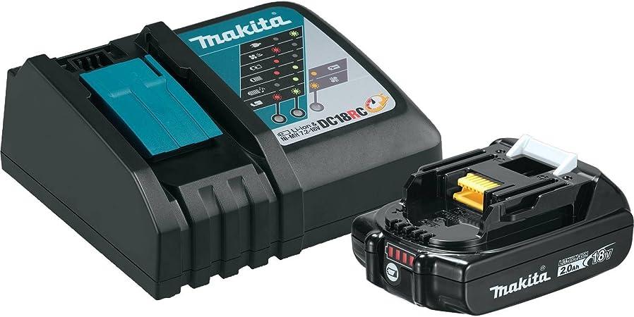 Amazon.com: Cargador de batería de iones de litio ...