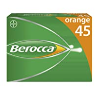 Berocca Orange Energy Vitamin - 45 Tablets