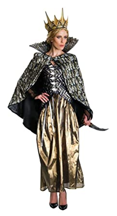 Amazon Com The Huntsman Deluxe Queen Ravenna Adult Womens Costume