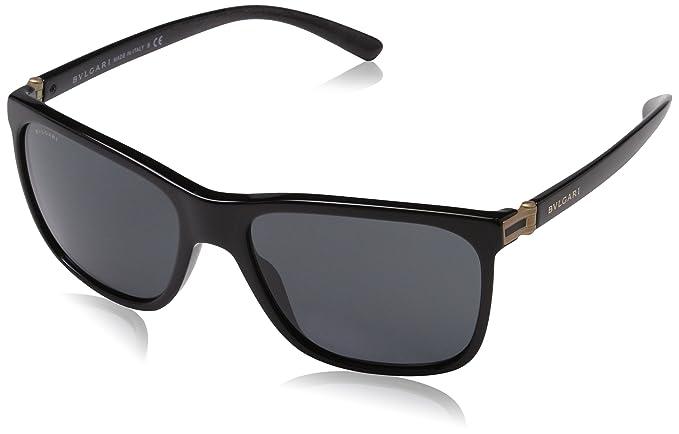 Amazon.com: Bvlgari bv7027 de los hombres anteojos de sol ...
