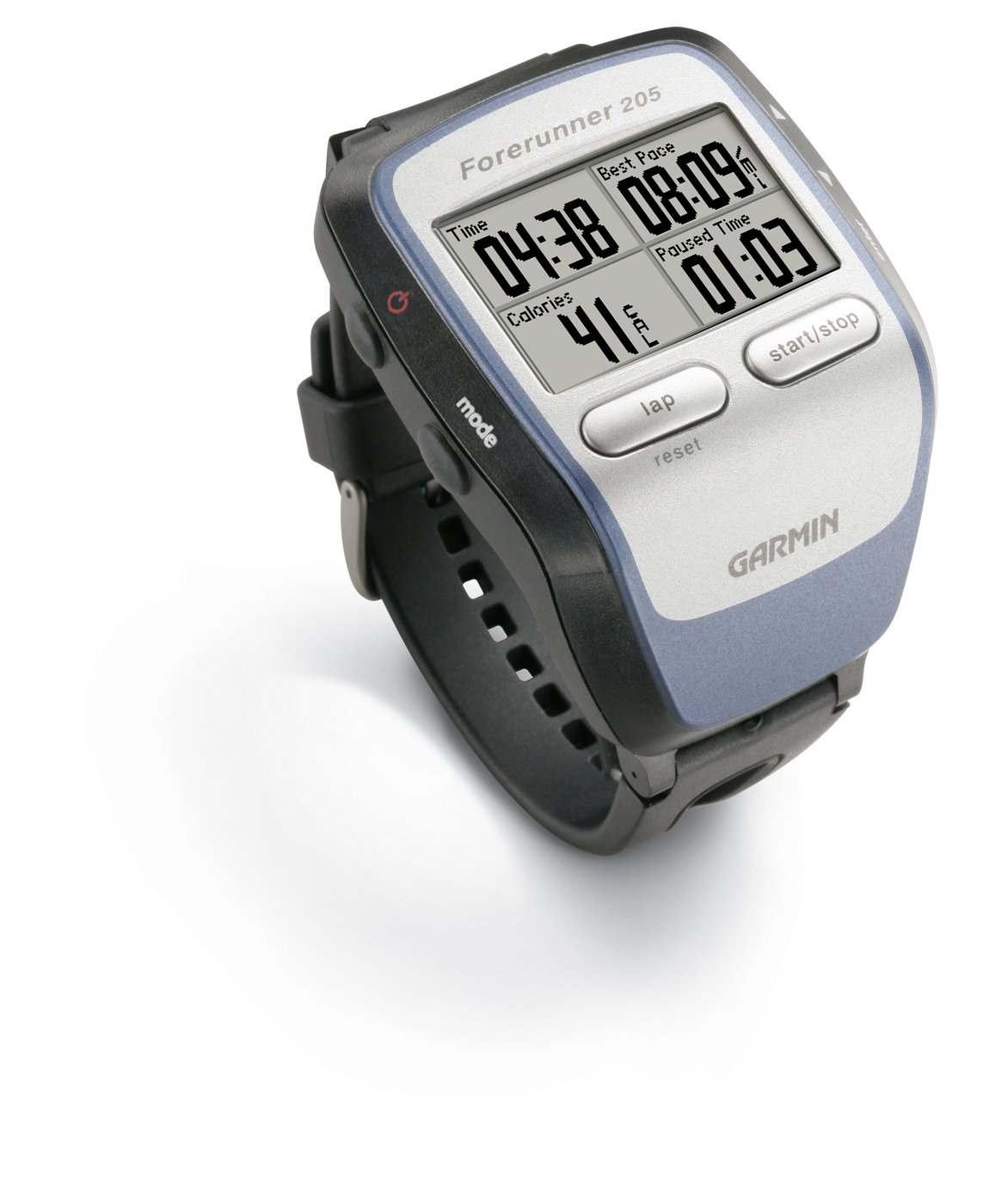 Amazon.com: Garmin Forerunner 205 GPS Receiver and Sports Watch  (Discontinued by Manufacturer): Garmin: Home Audio & Theater