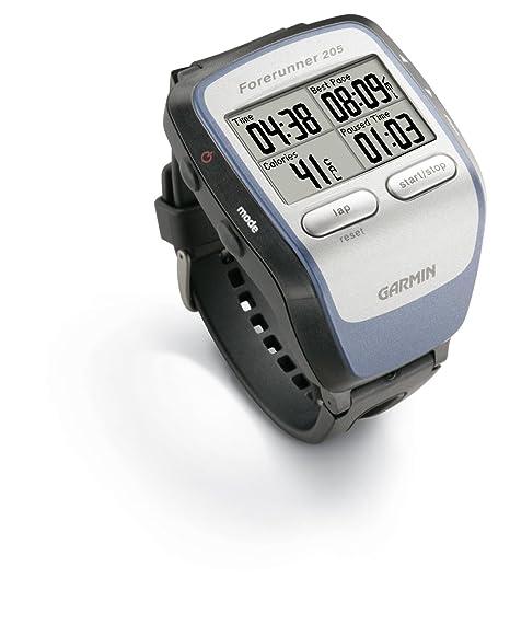 amazon com garmin forerunner 205 gps receiver and sports watch rh amazon com garmin forerunner 205 user manual manual garmin forerunner 205 español
