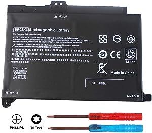 SKY BOY BP02XL 849909-850 Battery Compatible with HP Pavilion PC 15 AU018WM 15-AW000 15-AU000 15-AU091NR 15-AU063CL 15-AU010WM 15-AU018WM BP02041XL HSTNN-LB7H / UB7B 849909-855 TPN-Q175 2ICP7/65/80