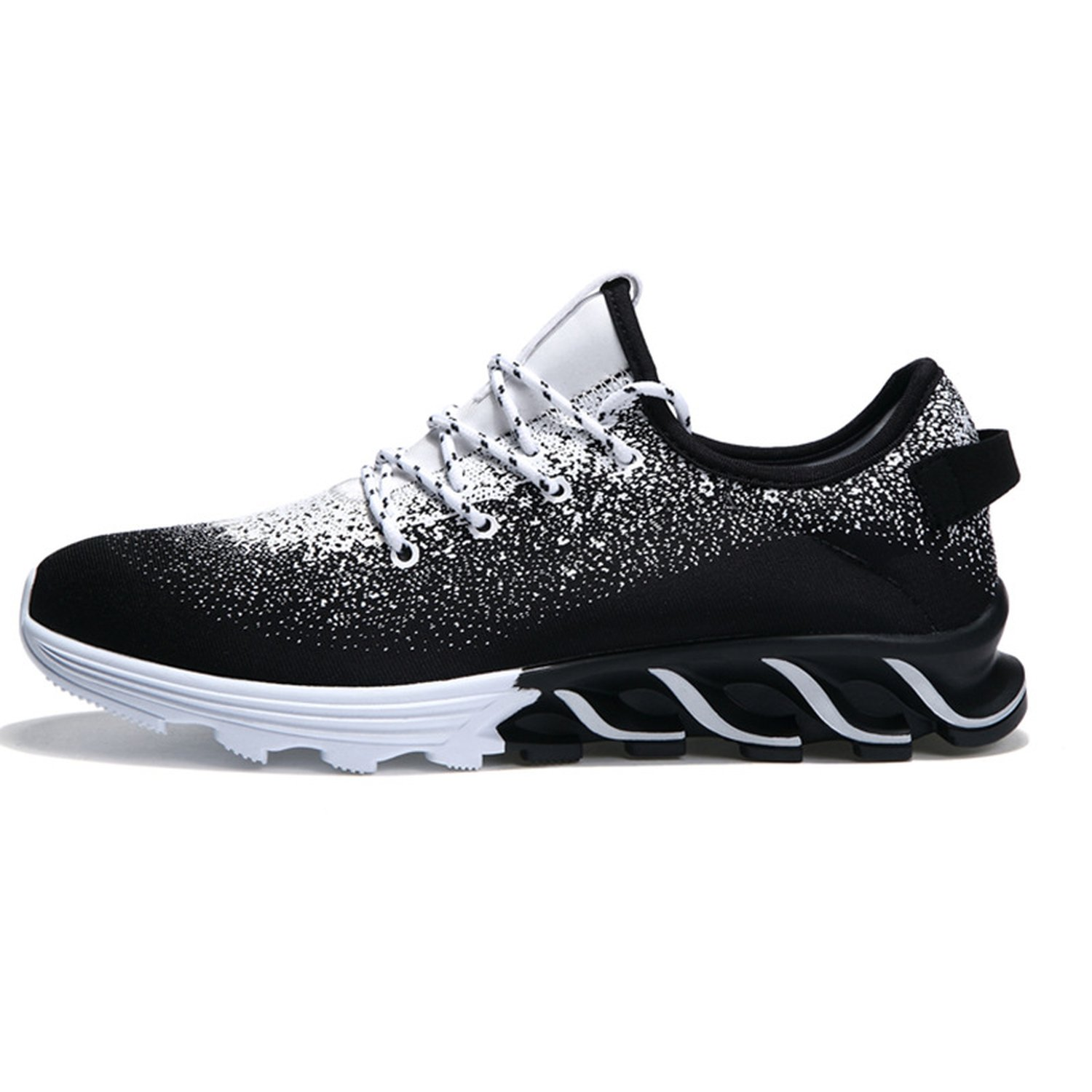 Processes Men Casual Sneakers Breathable Mesh Shoes for Adults Summer Outdoors Fitness Jogging