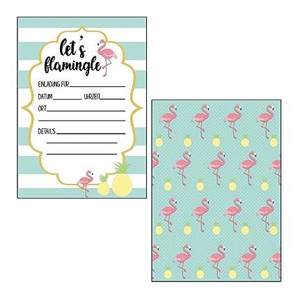 Made By Nami 12 X Einladungskarten Set Einladung Für Jeden