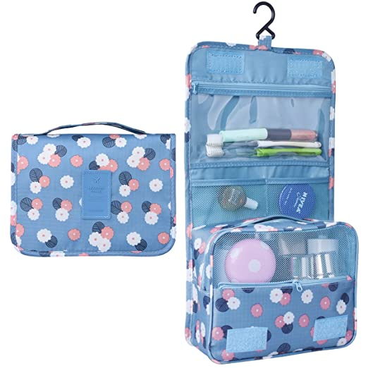 030096378768 Image Unavailable. Image not available for. Color  Heavy Duty Waterproof  Hanging Toiletry Bag ...