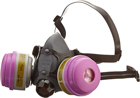 honeywell respirator mask