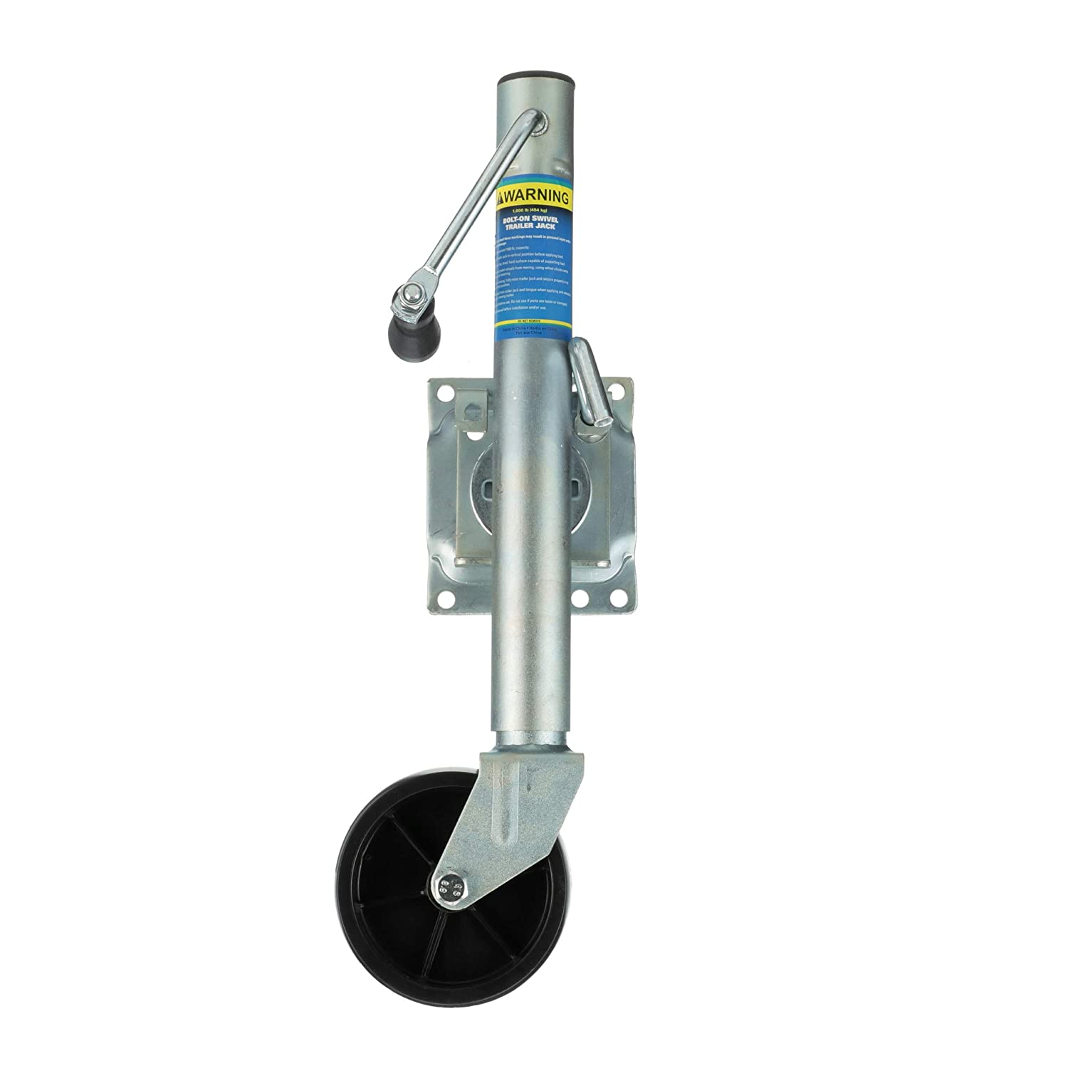 SEACHOICE Fold Up Trailer Jack 1, 000 Lbs. 52021 Fold Up Trailer Jack 1, 000 Lbs Land N Sea Distributing
