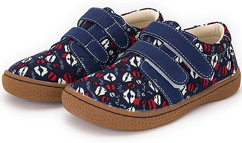 Canvas Barefoot Shoes for Kids Custom