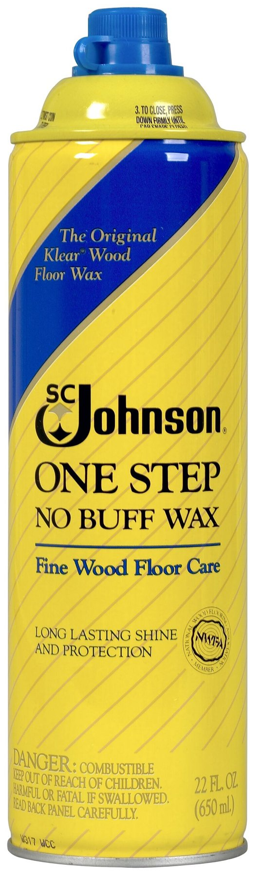 S C Johnson Wax 00125 Johnson Wood Wax, 22-Ounce by SC Johnson